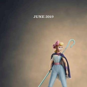 Bo Peep is BACK in Toy Story 4 Teaser