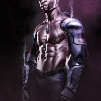 Terry Crews, Zac Efron Get BossLogic Reimaginings as Jaxx and Green Lantern