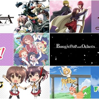 Crunchyrolls Winter 2019 Anime Season Welcomes 6 New Titles