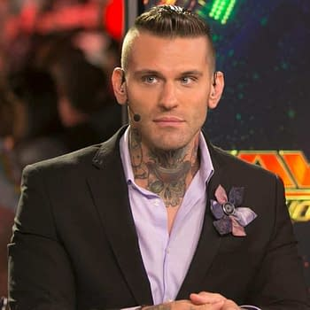 Corey Graves Wife Accuses WWE Commentator of Affair with Superstar
