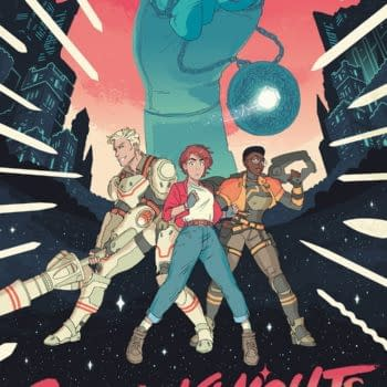Space Gays Battle the Patriarchy in Hannah Templer's Cosmoknights