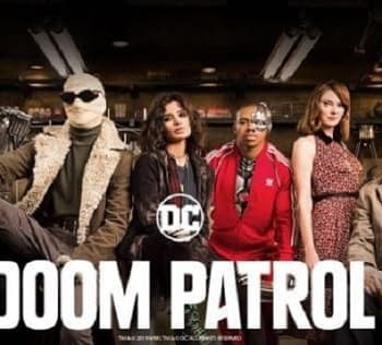 Doom Patrol: DC Universe Releases New Poster for Live-Action Series