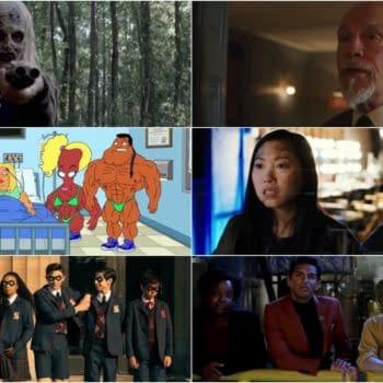 The Bleeding Cool TV Scorecard: February 2019 Premieres & Returns [UPDATED TRAILERS]