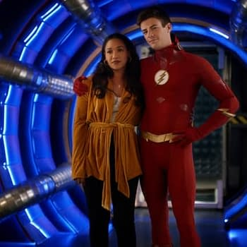 The Flash Season 5 Episode 10 The Flash &#038 The Furious: New Images from Midseason Return