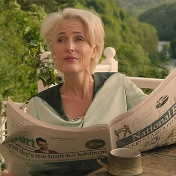 Gillian Anderson Talks Character Catharsis in Netflixs Sex Education