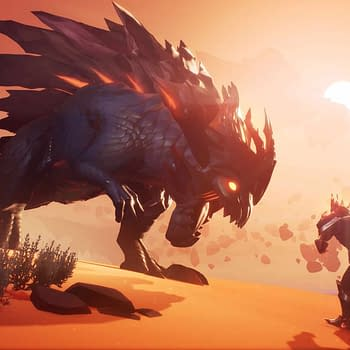 Dauntless Adds Dire Behemoth Customization and UI in New Update