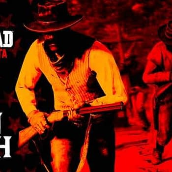 Gun Rush has Come to the Red Dead Online Beta