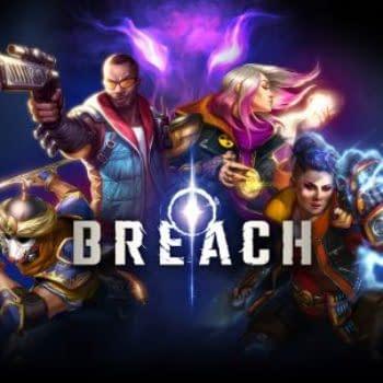 QC Games Announces a Launch Date for Breach