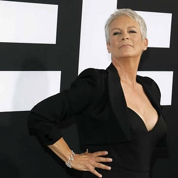 Horror Queen Jamie Lee Curtis Teases Rian Johnsons Knives Out [CinemaCon]