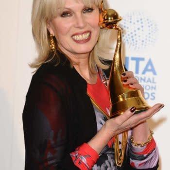 The BAFTAS Get Joanna Lumley as Host Again