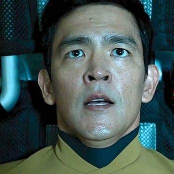 John Cho Comments on Status of Star Trek 4