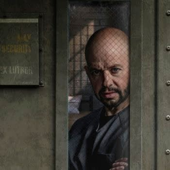 'Supergirl': Jon Cryer Takes to Twitter for a Very Lex-Like Tease