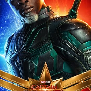 10 BRAND NEW Captain Marvel Character Posters Including Goose