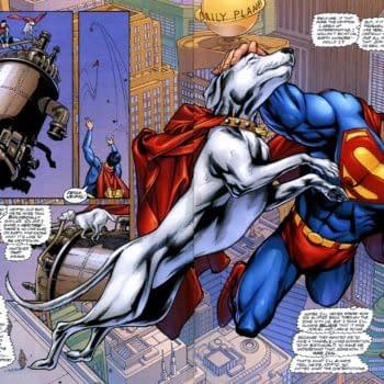 'DC Super Pets' Animated Film Gets 2021 Release Date at Warner Bros.