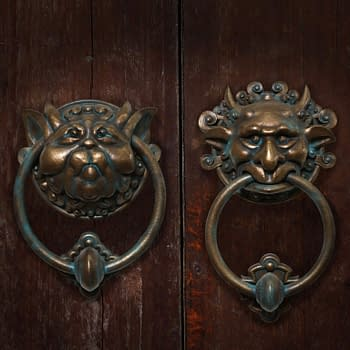 Chronicle Collectables has Full-Sized Door Knockers from Labyrinth