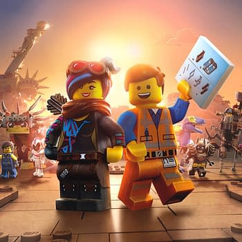 LEGO And Universal Pictures Enter New Five Year Film Agreeement