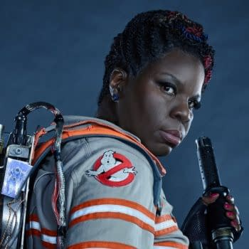 Leslie Jones is Super Pissed About 'Ghostbusters 3'