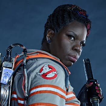 Leslie Jones is Super Pissed About Ghostbusters 3