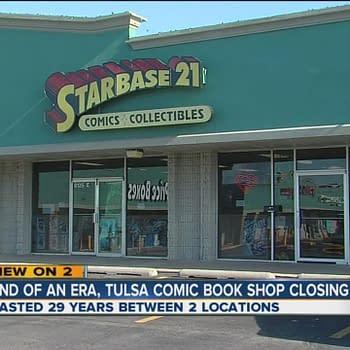 Comic Store in Your Future: Cheaper Comics Would Mean No Comic Shops
