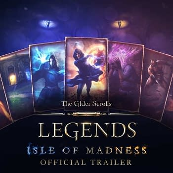 The Elder Scrolls: Legends Added the Isle of Madness Expansion This Week