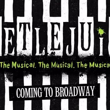 Listen to a Tease from Broadway Show Beetlejuice The Musical