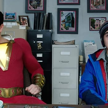 IMAX Shares New Exclusive Artwork for Shazam