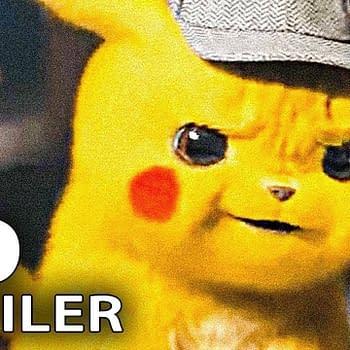 New Detective Pikachu TV Spot Has&#8230a Fart Joke Seriously