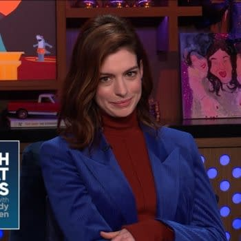 Anne Hathaway Dishes On A 'Princess Diaries 3'   WWHL