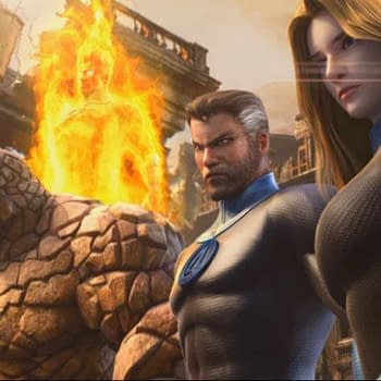 The Fantastic Four are Joining Marvel Future Fight