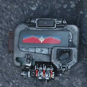 Will Nick Furys Beeper Get Explained in Captain Marvel Yes Apparently