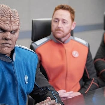 The Orville Season 2 Episode 2 Primal Urges: Enough Bortus-Bashing [SPOILER REVIEW]