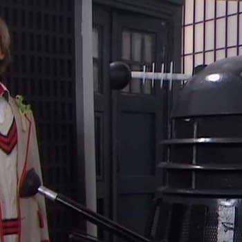 Doctor Who: BBC Books to Publish Original Series Dalek Eps Resurrection Revelation