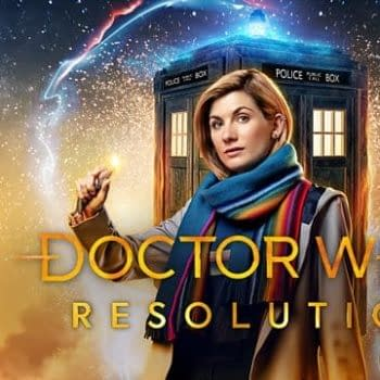 UPDATED: More Daleks from Tonight's Doctor Who: Resolution (Spoilers)