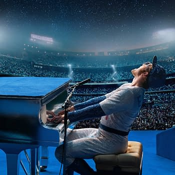 Rocketman Soars With Warts and All Elton John Story [Review]
