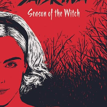 Chilling Adventures of Sabrina: Scholastic Conjures Prequel Novel Season of the Witch