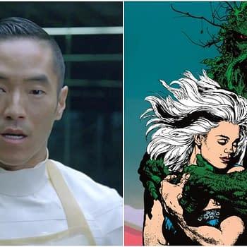 Swamp Thing: Westworlds Leonardo Nam Joins DC Universe Series