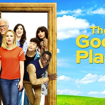 The Good Place: Holy Forking Shirtballs Series Ending with Season 4