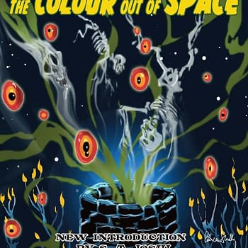 Richard Stanley to Adapt Lovecrafts Color Out of Space