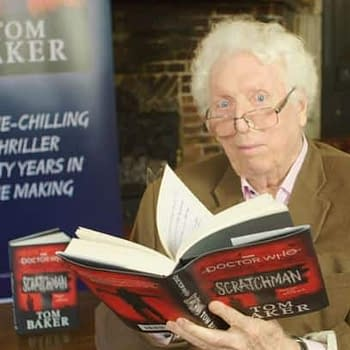 Doctor Who: Scratchman- 4th Doctor Tom Baker Reads New Who Novel Answers Fan Questions