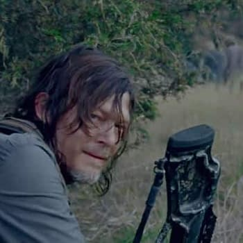 The Walking Dead &#8211 Norman Reedus on Daryl Stepping Up: You Dont Want to Get a Spanking from Carol