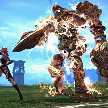The Valkyrie Class Comes to Tera on PS4 and Xbox One