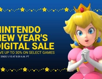 Theres Still Time to Hit Up Nintendos New Years eShop Sale