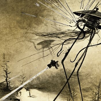 War of the Worlds TV Series Coming Starring Gabriel Byrne Elizabeth McGovern
