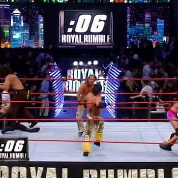 WWE Royal Rumble 2019: Bleeding Cool Ranks All 32 Rumble Matches