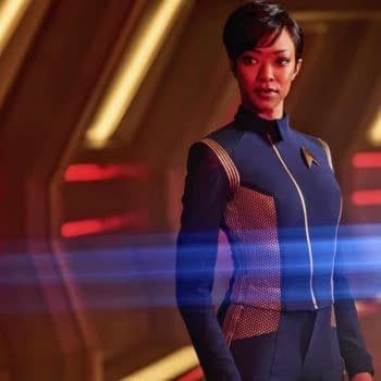 """Star Trek: Discovery"" Warps 5 Saturn Awards, 4 Emmy Noms"
