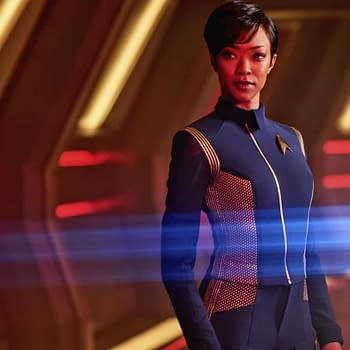 Star Trek: Discovery Warps 5 Saturn Awards 4 Emmy Noms