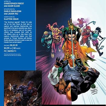 Damian Wayne May Break Batmans Code in the Terminus Agenda Finale