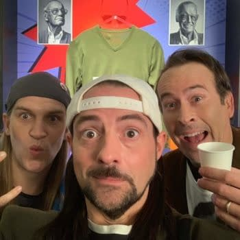 1 Year After Kevin Smith Almost Died, 'Jay and Silent Bob Reboot' Started Production