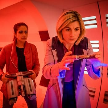 Doctor Whos Mandip Gill is Totally Cool with Thasmin Where Doctor-Yaz Shipping Might Go