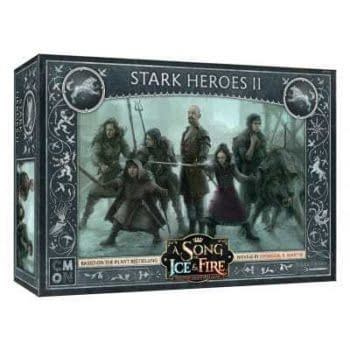CMON's 'Song of Ice and Fire' Previews New Units